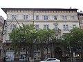 Stern house (1888). Facade. - 24 Teréz Boulevard, Budapest.JPG