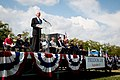 Steve Beshear addresses the crowd in Waterfront Park in Louisville.jpg
