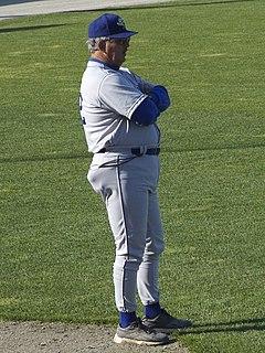 Steve Luebber American baseball player