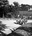 Steyr versenyautó az 1928-as svábhegyi verseny edzésén. Fortepan 19732.jpg