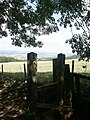 Stile, Cotswold Way - geograph.org.uk - 231406.jpg