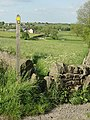 Stile near Town End - geograph.org.uk - 832819.jpg