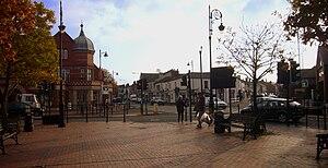 Stockton Heath - Victoria Square, London Road