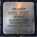 Stolperstein Gangelt Sittarder Straße 12 Karel Hertz.jpg