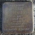 Stolperstein Hagenstraße 17 Stadtlohn Hedwig Falkenstein.jpg