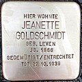 Stolperstein Jeanette Goldschmidt.jpg