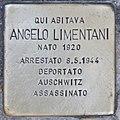 Stolperstein für Angelo Limentani (Rom).jpg