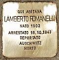 Stolperstein für Lamberto Romanelli (Rom).jpg