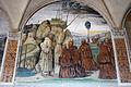 Storie di s. benedetto, 09 sodoma - Come Benedetto ai prieghi di alcuni eremiti consente di essere loro capo 01.JPG