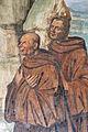 Storie di s. benedetto, 09 sodoma - Come Benedetto ai prieghi di alcuni eremiti consente di essere loro capo 04.JPG