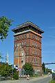 Stralsund, Dänholmstraße 14, Turm E-Werk (2013-07-08), by Klugschnacker in Wikipedia (1).JPG