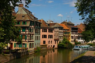 Petite France, Strasbourg - Image: Strasbourg (3187697047)