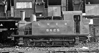 class of 20 British 0-6-0T locomotives, later LNER class J69
