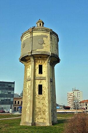 Stari Vukovarski Vodotoranj Wikipedia