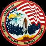 Missionsemblem STS-36