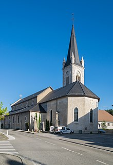 Sts Maurice and Francis church in Thorens-Glieres 01.jpg