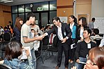 Students join the 'USAID and Higher Education in Vietnam' talk (8201275863).jpg