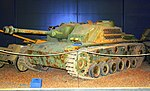 Stug, Land Warfare Hall, Imperial War Museum, Duxford. (30987526326).jpg
