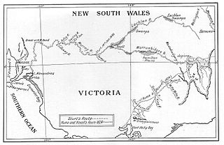 Hume and Hovell expedition exploration of eastern Australia from 1824 to 1825