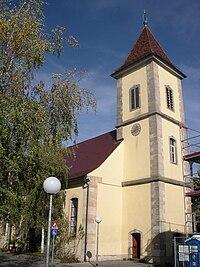 Stuttgart-Birkach Evang. Franziskakirche 1.JPG