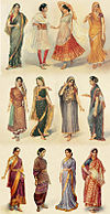styles of Saree