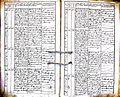 Subačiaus RKB 1832-1838 krikšto metrikų knyga 145.jpg