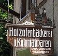 Suggental, ehemalige Holzofenbäckerei, Schild.jpg