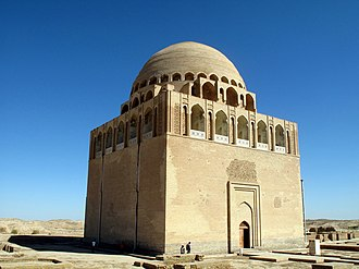 Merv - Sultan Sanjar mausoleum
