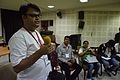 Sumit Surai - Open Discussion - Collaboration among Indic Language Communities - Bengali Wikipedia 10th Anniversary Celebration - Jadavpur University - Kolkata 2015-01-10 3143.JPG