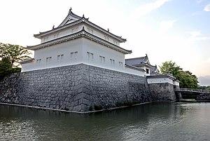 Sunpu castle tatsumiyagura