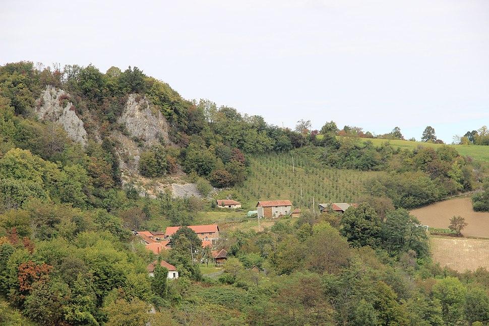 Suvodanje - opština Valjevo - zapadna Srbija - panorama 14