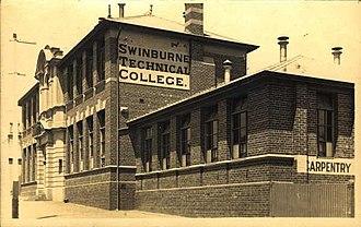 Swinburne University of Technology - Swinburne Technical College (1940s)