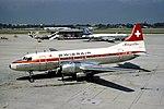 Swissair Convair CV-440 Volpati-1.jpg