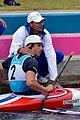 Sylvain Curinier Tony Estanguet JO 2012.JPG