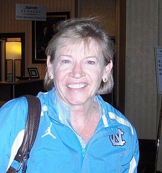 Sylvia Hatchell - Sylvia Hatchell