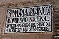 Synagogue of Santa Maria la Blanca, 12th century, Toledo (4) (29386605752).jpg