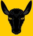 Szamárfej (heraldika) fr -- rencontre d'âne.PNG