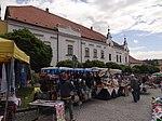 Týn nad Vltavou - Stará pošta (náměstí Míru 86) (2).JPG