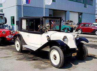 Tatra 11 - Image: T 11