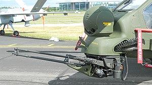 TAI/AgustaWestland T129 ATAK - Image: T 129 1001 FAR14 3652