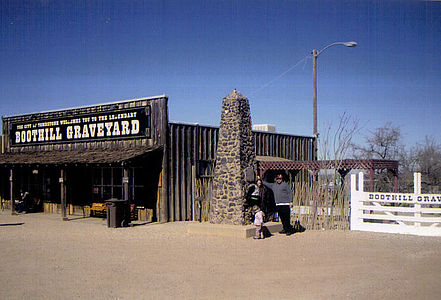 T-Boot Hill Graveyard