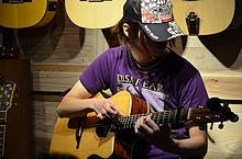 T-cophony at Guitarshop TANTAN on October 19, 2013.jpg
