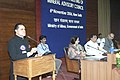 T. Subbarami Reddy addressing the 28th meeting of Mineral Advisory Council (MAC), in New Delhi on November 06, 2006.(br) The Minister of Mines Shri Sis Ram Ola is also seen.jpg