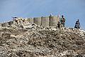 TAAC-E advisers observe progress in Afghan police logistics 150217-A-VO006-090.jpg