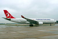 TC-JIT - A332 - Turkish Airlines