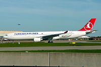 TC-LNE - A333 - Turkish Airlines