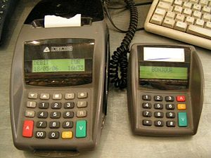 Ingenico - Ingenico Elite 510 terminal and separate keypad