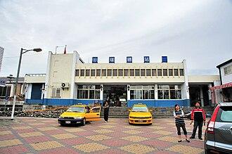 Ruisui Station - Ruisui Station