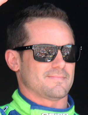 Casey Mears - Mears at Sonoma Raceway in 2015