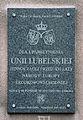 Tablica Unia Lubelska plac Unii Lubeslkiej w Warszawie.jpg